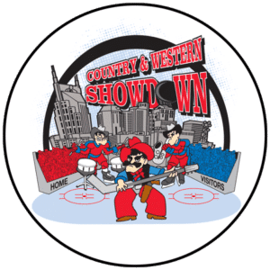 country western showdown logo